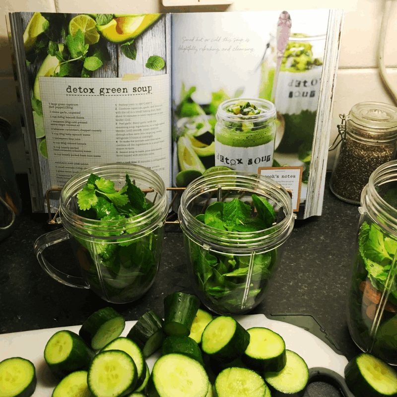 Green Food | The Glow Clinic
