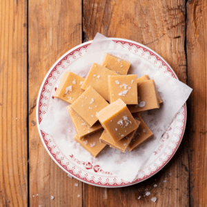 Low Sugar Fudge | The Glow Clinic