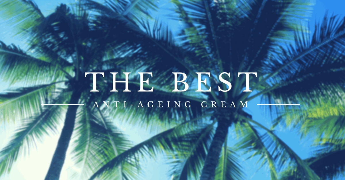 The best anti-ageing cream in the world