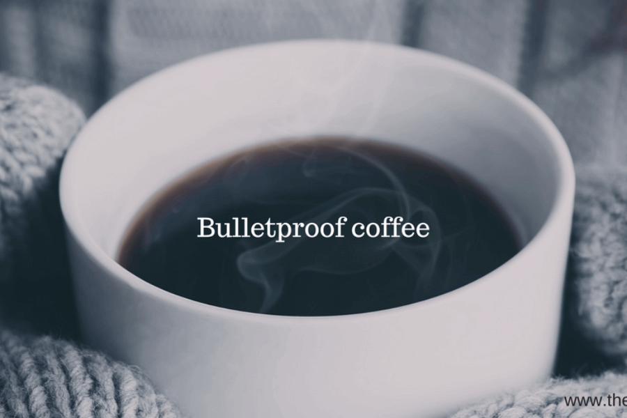 Butter and coffee – and mental clarity
