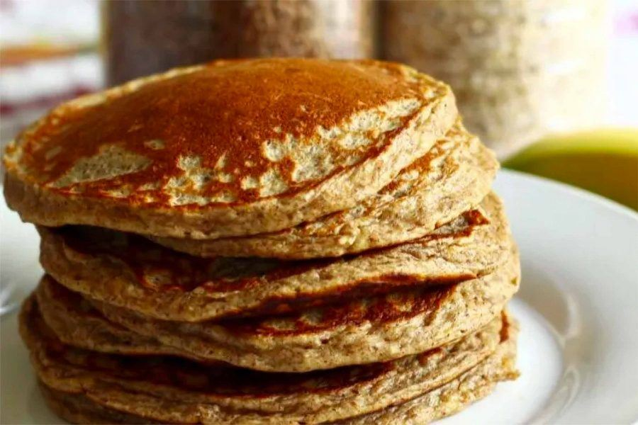 Gluten – and Guilt – Free Pancakes