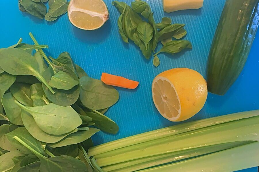 Green juice and the BEST juicer