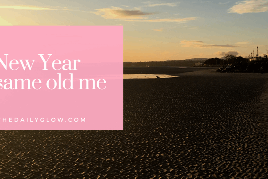 New year…same old me
